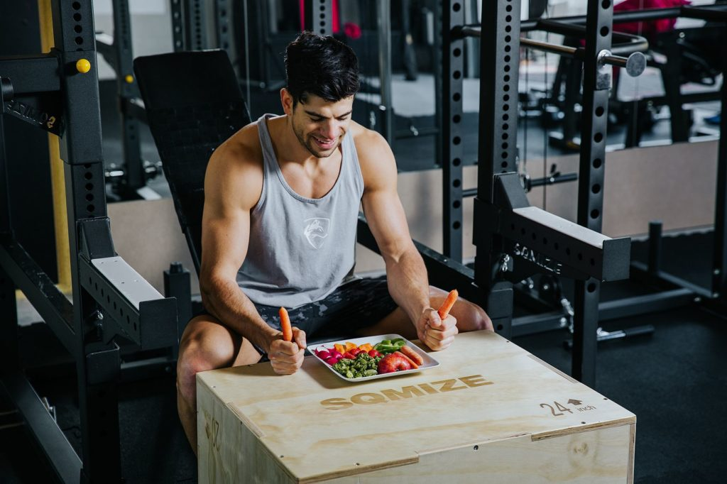 Ernährung Muskelaufbau Abnehmen
