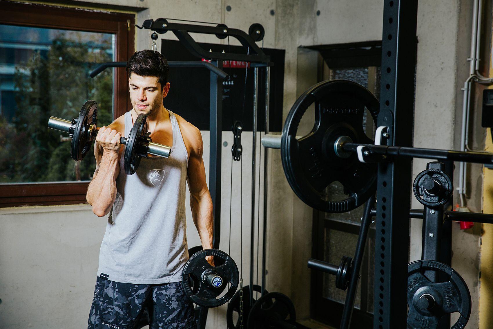 Home Trainingsplan Muskelaufbau IV