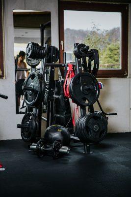 Home Gym V - Essentual Garage Gym
